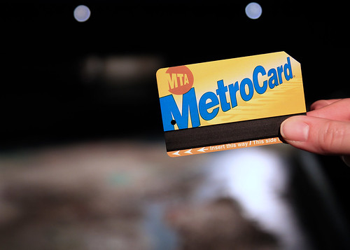 MTA Metrocard | by Mr.TinDC