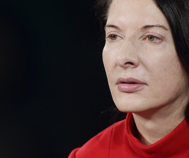Marina abramovi the artist is presentportraits flickr thecheapjerseys Image collections