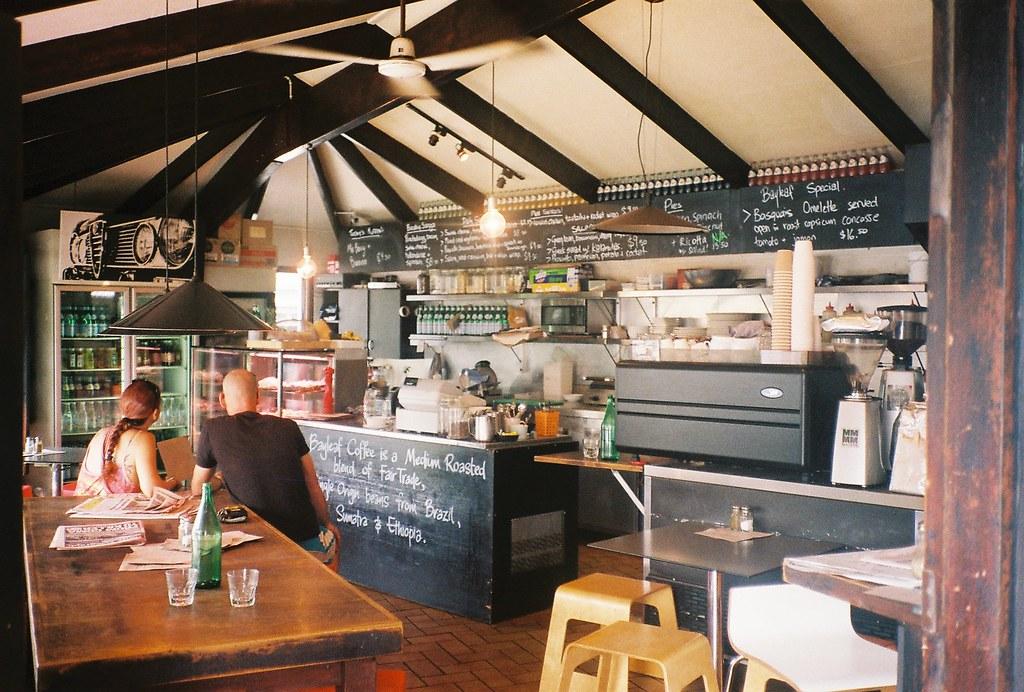Bay Leaf Cafe London Menu