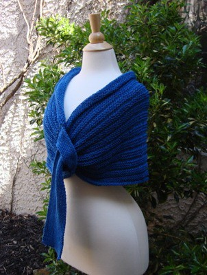 wager welt wrap | by kid_knits