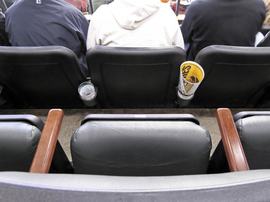 ... Club Seats At TD Garden | By S.yume