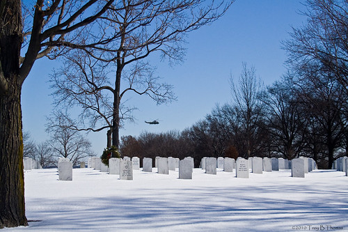 20100131C_ArlingtonCemetery17 | by Troy Thomas
