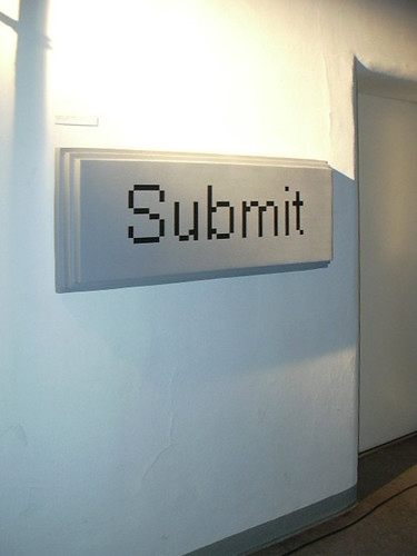 Submit Button | by Johannes P Osterhoff