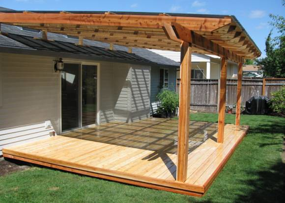 ... Patio Cover Installation 2 | By Ricku0027s Fencing