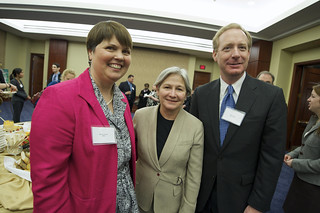KIND-WRC Capitol Hill Reception for Senator Dianne Feinstein and Representative Zoe Lofgren March 2010 | by SupportKIND