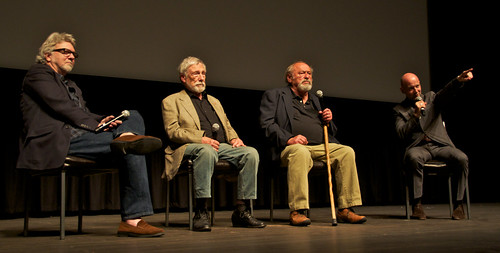 Gary Snyder & Jim Harrison - Practice of the Wild screens at 1:30 at the Kabuki | by Steve Rhodes