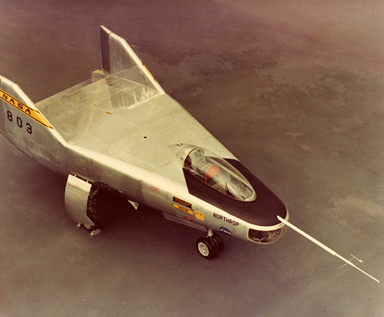 Northrop M2 F2 Lifting Body By Sango Air E Museum