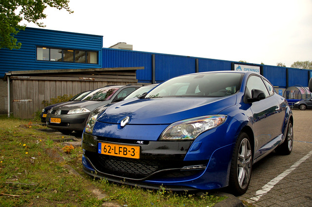 Renault Mgane Coupe Rs 2010 The New Good Looking Renaul Flickr