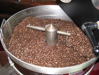 Freshly Roasted Coffee Beans | by Dru Bloomfield - At Home in Scottsdale