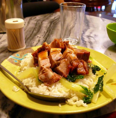מו קרופ בסגנון סיני במסעדה במקאו