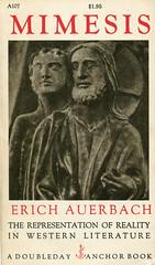 """Auerbach, Erich """"Mimesis"""""""