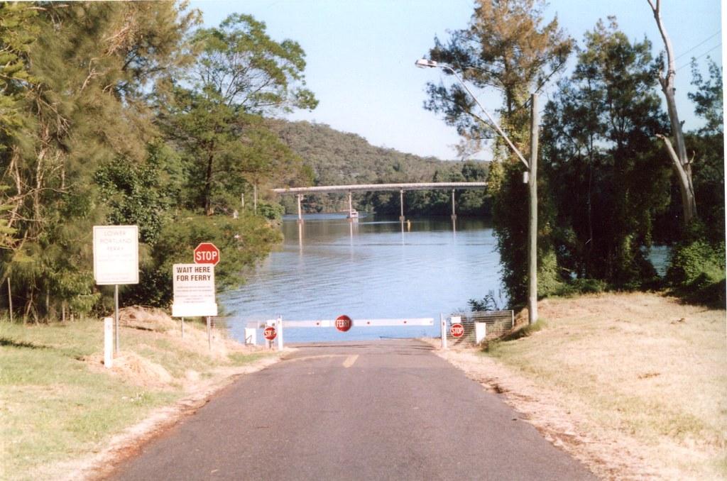 Colo River Bridge  Lower Portland NSW 2006  This Photo