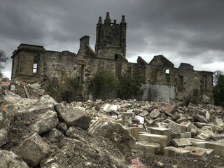 The Ruins Of Woodilee Hospital (Lenzie) | by Mr Andy Bird