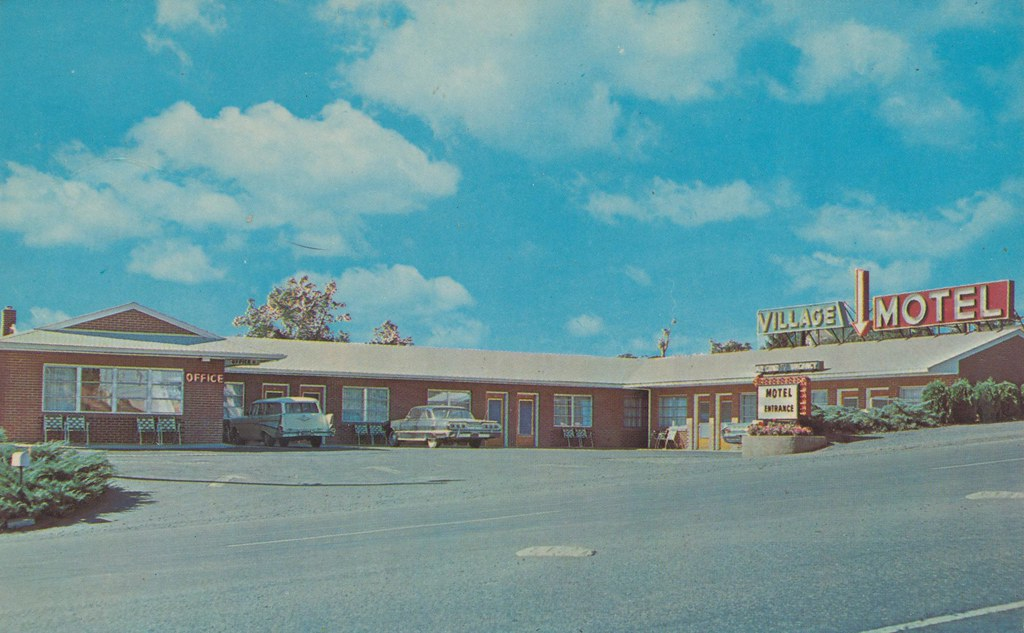 Village Motel - Breezewood, Pennyslvania