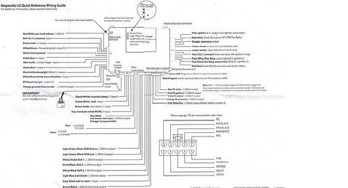 wiring diagrams viper 4103xv  | 1211 x 891