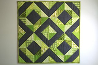 modify tradition swap quilt | by sonnetofthemoon