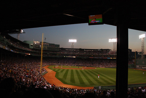Fenway Summer Twilight | by ConfessionalPoet