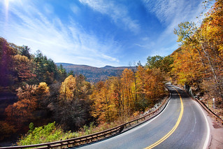 'The Long and Winding Road', United States, New York, Catskill Mountains, Kaaterskill Valley | by WanderingtheWorld (www.ChrisFord.com)