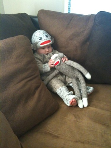 Sock Monkey | by gracobaby