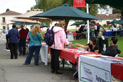 2005 Career Fair | by California State University Channel Islands