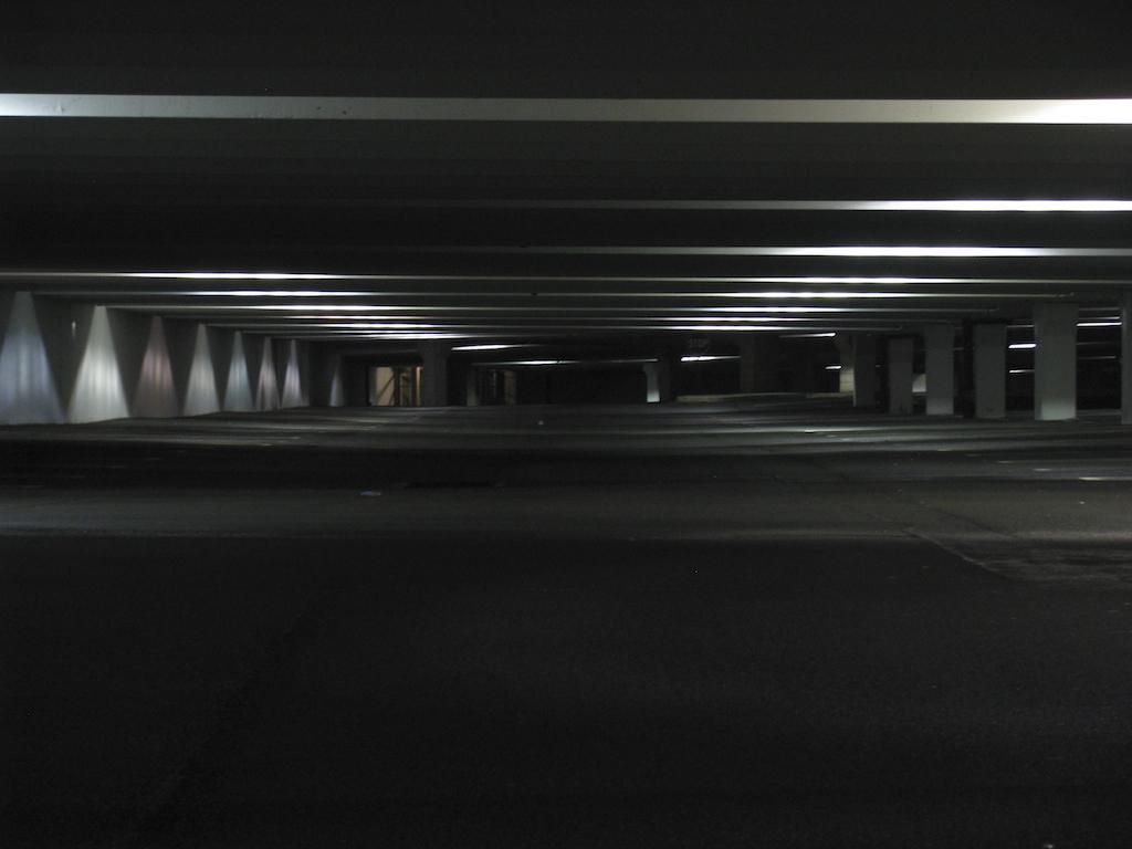 In the parking garage - 2 10
