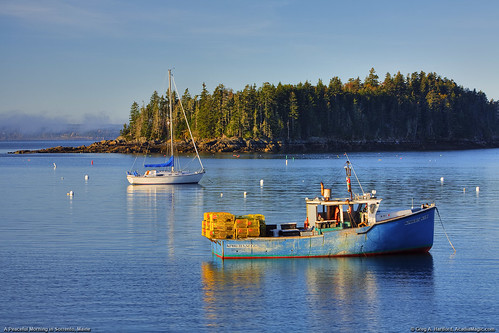 Sorrento, Maine Lobster Boat | by Greg from Maine