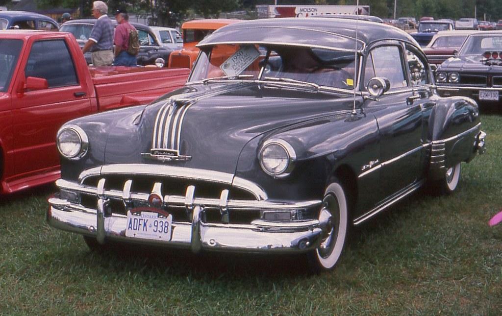 1950 pontiac streamliner 8 2 door richard spiegelman for 1950 pontiac 2 door