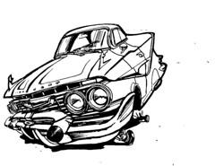 1961 fat impala