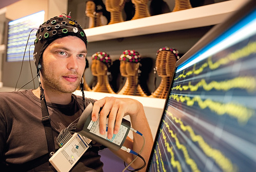 Brain Computer Interface / g-tech medical engineering | by Ars Electronica