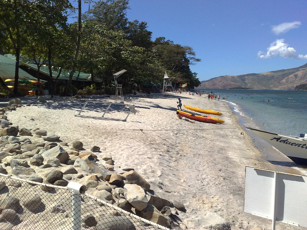 Camayan Beach Resort Zubic Zambales Rico Flickr