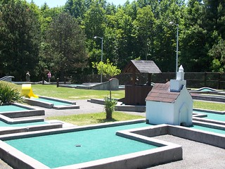 Miniature Golf | by J. Stephen Conn