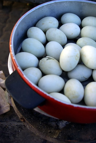 Boiled Eggs - Cycle Touring in Laos | by The Hungry Cyclist