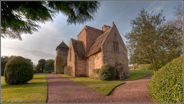 Arts And Crafts Church Herefordshire