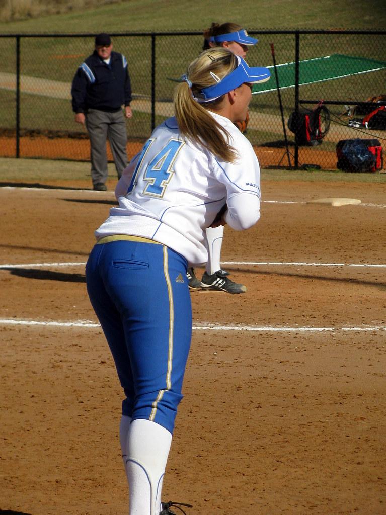 Julie pacino softball