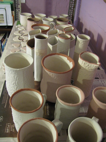glazed pots | by jj ceramics