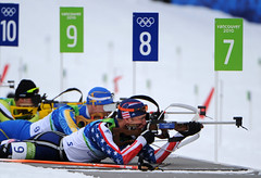Starting Glitch Costs Teela in Olympic Biathlon | by DVIDSHUB