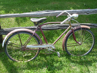 old C.C.M. bicycle 2 | by Old-Bikes