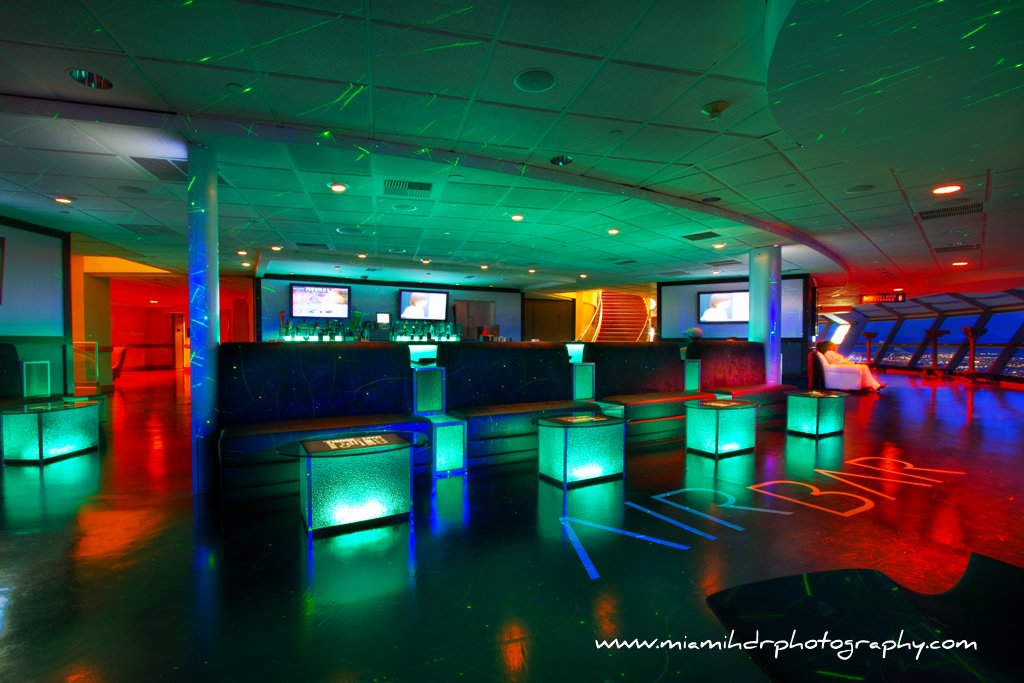 Air Bar Stratosphere In Hdr 108 Stories Up In The