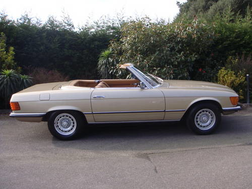 mercedes 350 sl 1972 car and classic co uk willem s knol