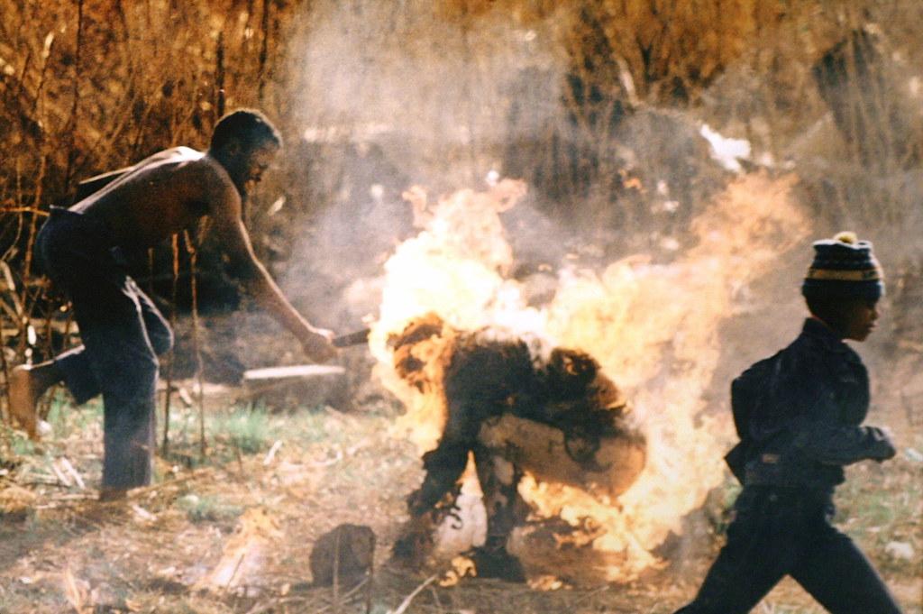 Risultati immagini per human torch marinovich