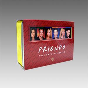 Friends Season 1-10 (40 DVD Box Set) | Leading Role: Jennife… | Flickr