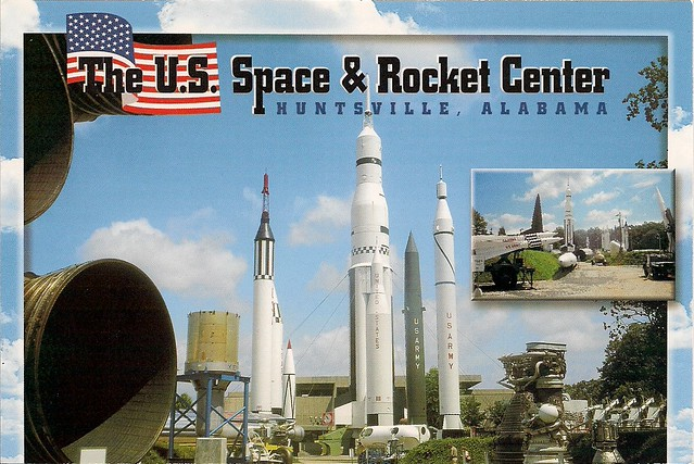 US Space and Rocket Center- Huntsville, Alabama | Carrie ...