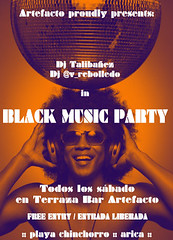 Black Music Party | by vrebolledo