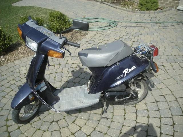 Yamaha Razz Riva