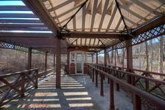 Spreepark: Abandoned Station