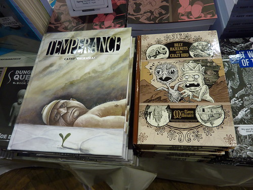 Fantagraphics book debuts, MoCCA Art Festival, April 10, 2010 | by fantagraphics