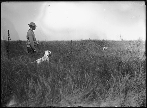 Mr. Townsend and Sport (dog) | by Toronto History