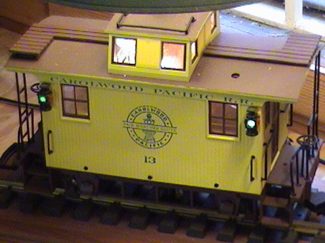 Walt Disney's Carolwood pacific Railroad