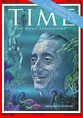 1960 ... Jacques Cousteau | by x-ray delta one