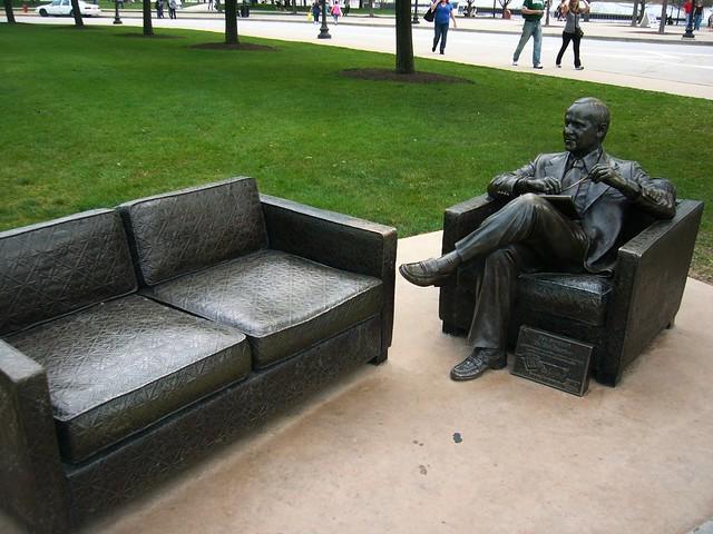 Bob Newhart Statue Flickr Photo Sharing : 45819587154eb7f20b4cz from www.flickr.com size 500 x 375 jpeg 143kB